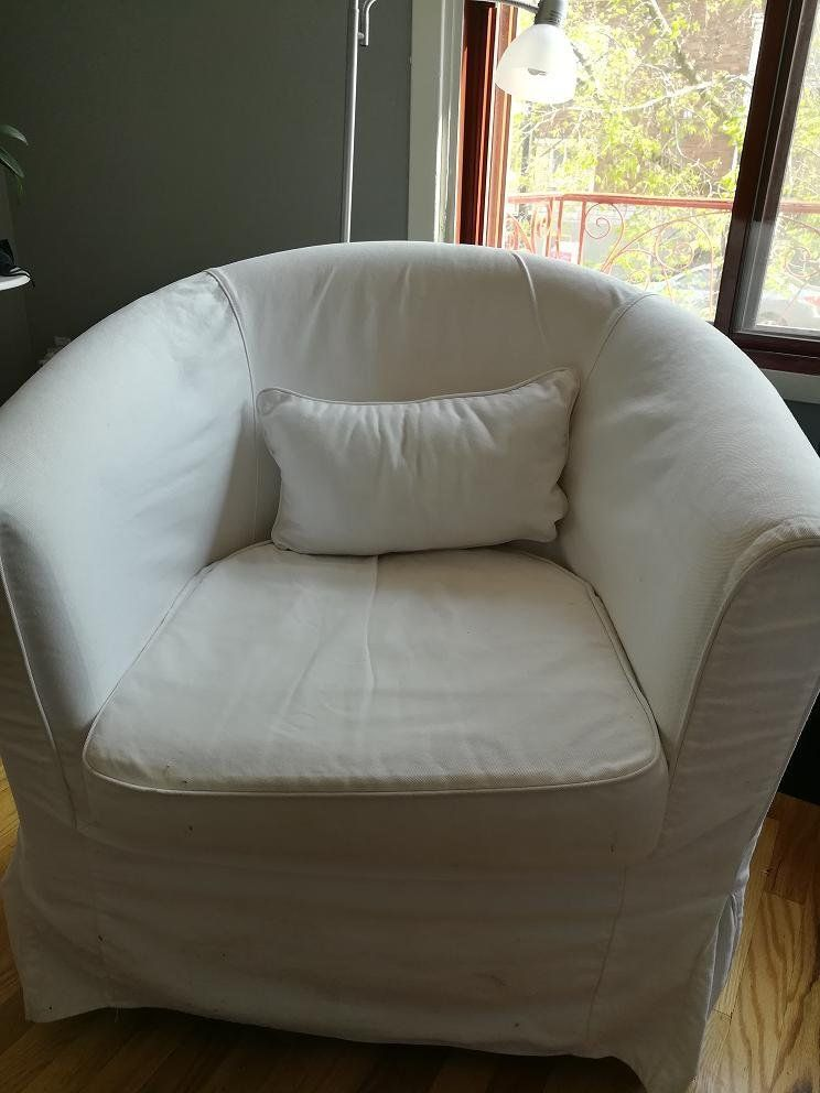 TULLSTA Armchair, natural, Blekinge white $179.00 The price reflects selected options Article Number ...