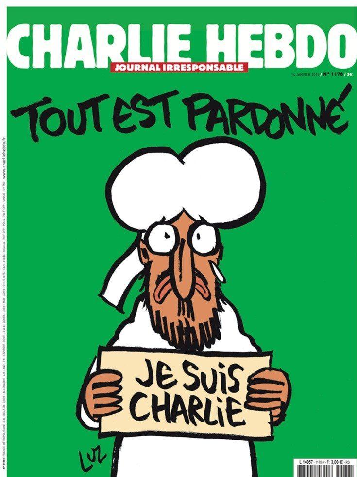 办公室工作心得_最新一期查理周刊封面:穆罕默德仍是漫画主角-综合新闻-关注 ...