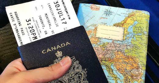 """""""加拿大护照位列第四""""的图片搜索结果"""