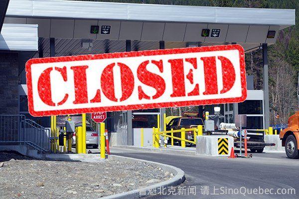 加拿大和美国官员正在商谈重开边境的事宜-加国新闻-蒙城华人网-蒙特利尔第一中文网-www.sinoquebec.com